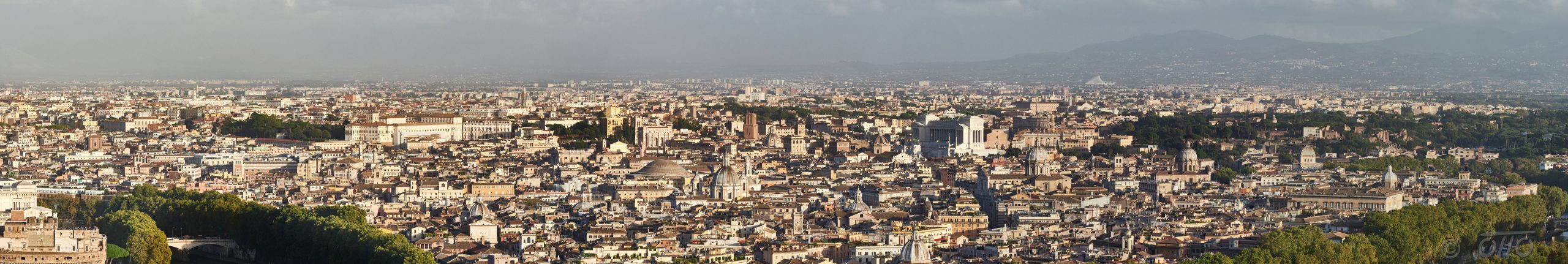 Panorama Rom